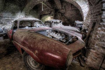 Lost Alfa's... Urbex von Wendy Nooijen