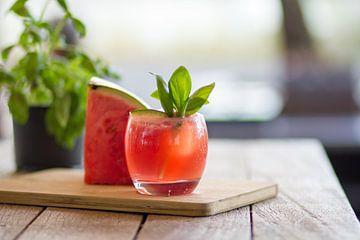 meloen cocktail van