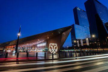 Gare centrale de Rotterdam sur Jeroen Mikkers
