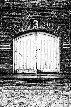 Porte n° 3 sur Norbert Sülzner