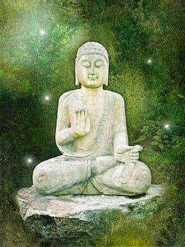 Buddha sur INA FineArt