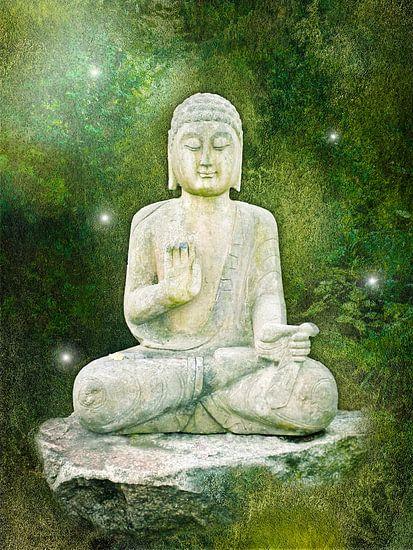 Buddha van INA FineArt