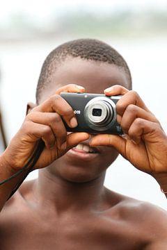wie fotografeert wie? van Cora Unk
