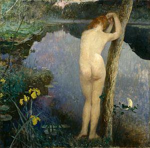 Nocturne, Eilif Peterssen