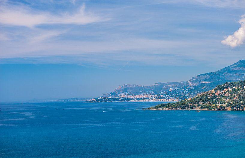 Monaco van Brian Morgan
