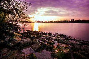 Rotterdam - Eiland van Brienenoord von Steven Dijkshoorn