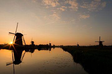 Kinderdijk van Barry van Rijswijk