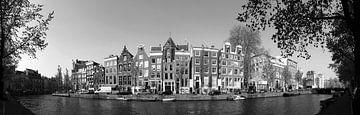 Herengracht in Amsterdam van Pascal Lemlijn