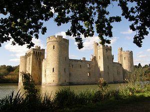 Bodiam Castle (UK) van