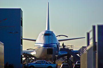 747 - Jumbo Jet van