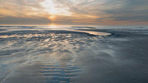 Vormen op het strand