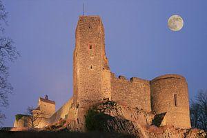 Stolpen Castle, Saxony