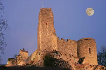 Stolpen Castle, Saxony van