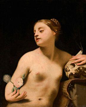 Allegorie der Vanitas und der Buße, Guido Cagnacci