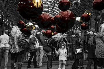 Londen straatfotografie von José Janssen