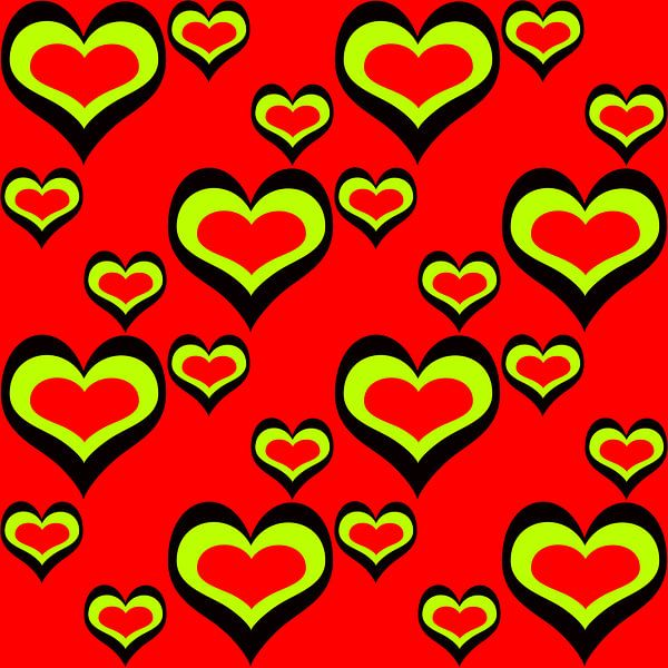 Hearts van Falko Follert