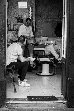 Friseurgeschäft von Pierre Verhoeven