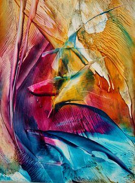 Lachende eend van Anita Snik-Broeken