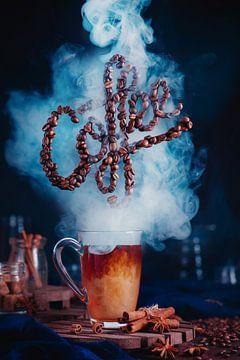Ruik de koffie, Dina Belenko van 1x