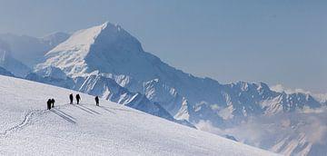 Nepal, Dhaulagiri Circuit van Gerard Burgstede