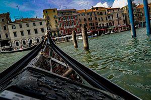 Venise en Gondole sur