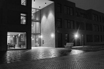 Verzorgingstehuis in zwart/wit sur Nella van Zalk