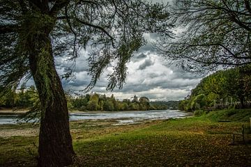 Dordogne von Frans Scherpenisse