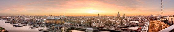 Amsterdam Panorama van Jelle Krings