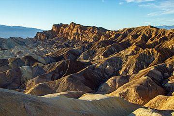 Death Valley bergen, Californië, Amerika van Discover Dutch Nature
