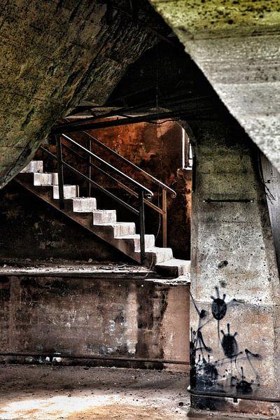 Waar is de trap? van Nart Wielaard