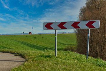 De goede richting opgaan. van Berend Kok