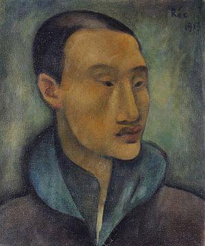 Chinesenkopf, Anita Rée, 1913
