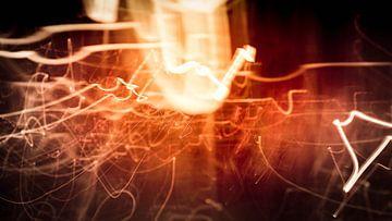 Urban glow van Klaas Leussink