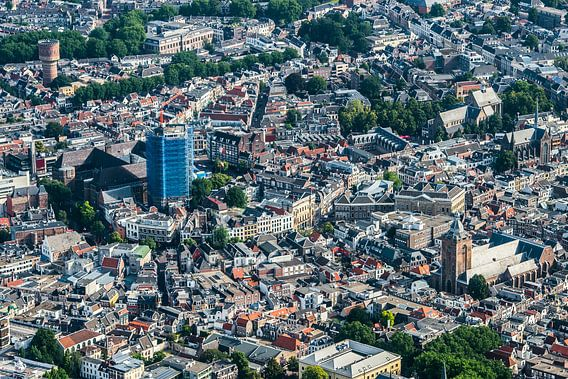 Historische binnenstad Utrecht van De Utrechtse Internet Courant (DUIC)