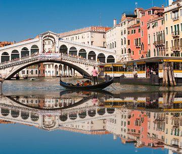 Venice Italy van Brian Morgan