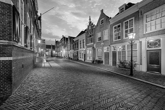 Gevels Hofstraat Dordrecht