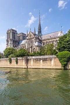 PARIS Kathedrale Notre-Dame von Melanie Viola