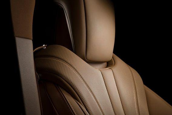 Lexus LC500h interieur