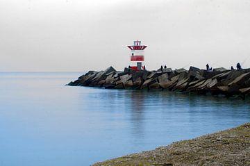 Scheveningen harbor van Bart Hageman