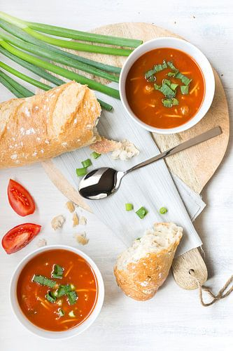 Foodfoto - Tomatensoep van Mandy Jonen