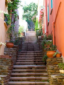 Franse trappen van Mirjam Otto