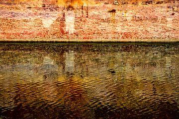 Reflexionsschiffswand
