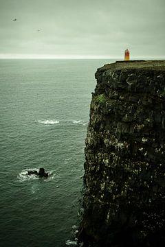 Der einsame Leuchtturm von Denis Feiner