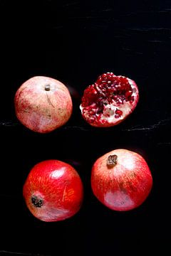 Granaatappels van Thomas Jäger