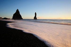 Rotsen in zee, Reynisdrangar van