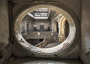 Märchenschloss in Ruinen von Jos Hug