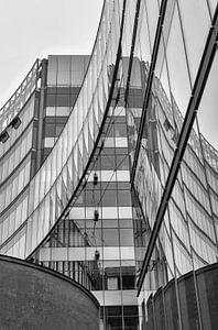 Reflecties in gebouwen / Berlijn van