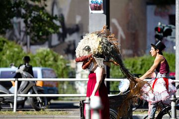 Parade, Berlin van Tim Onwezen