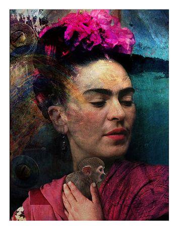 Frida Kahlo 02 van