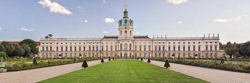 Slot Charlotte te Berlijn von Peter de Jong